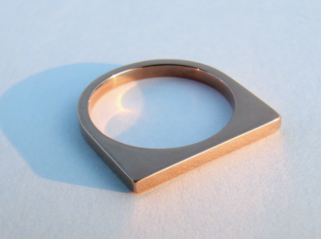 Layer Ring(s) (US Size 6.5) 3d printed