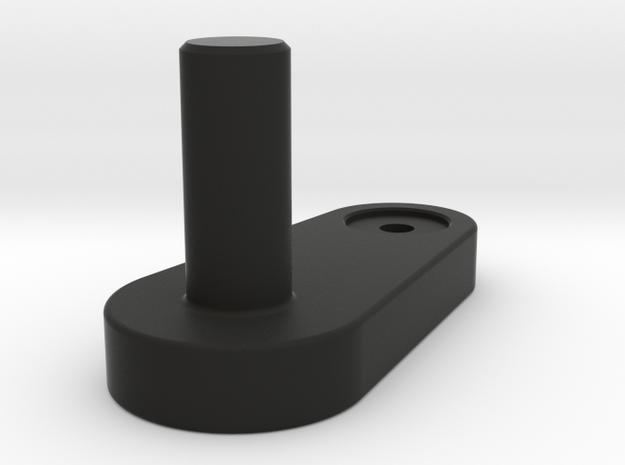 Eroz-1 Stabilizer replacement part in Black Natural Versatile Plastic