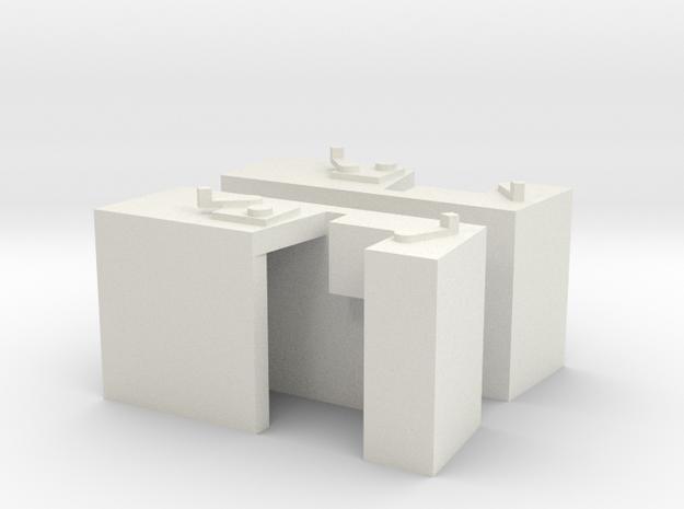 Fahrschalter KSW in White Natural Versatile Plastic