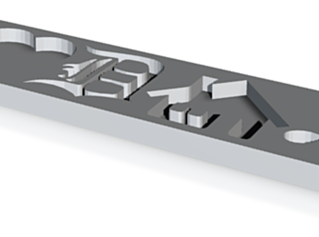 ILDHM-Recessed Small 3d printed