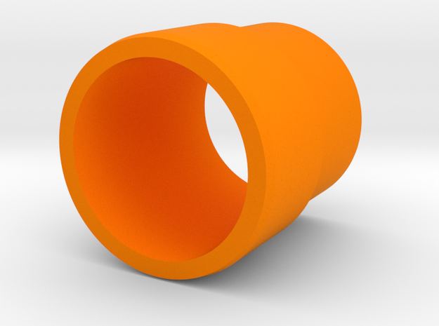 Nerf barrel to muzzle adapter