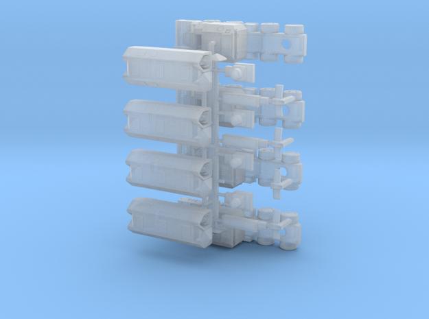3P51M Rubezh SSC-3 Styx Battery 1/200 3d printed