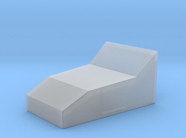 ROTJ Perspex Block JC Kit in Smooth Fine Detail Plastic