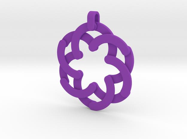 Expandable Flower Pendant/Keychain
