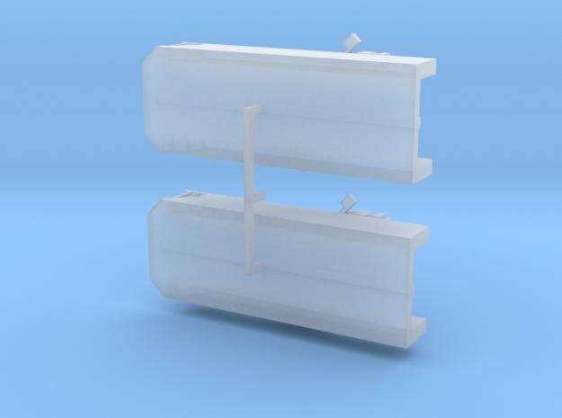 Floating Drydock modern Style 1/2400 3d printed