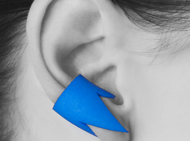 Kimberly Ovitz - Thana Earcuff 3d printed