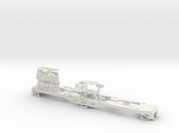 UBL1 Wiener Linien Fahrwerk komplett in White Strong & Flexible