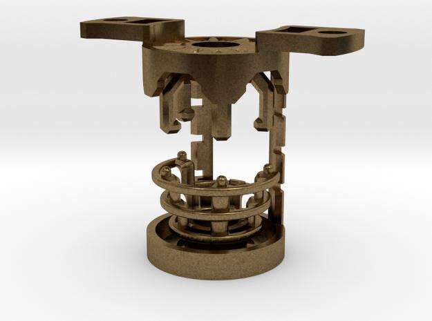 GCM124-CC-01-4 - Crystal Chamber Part4 - Bronze