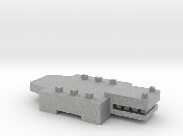 Brick Croc 3d printed