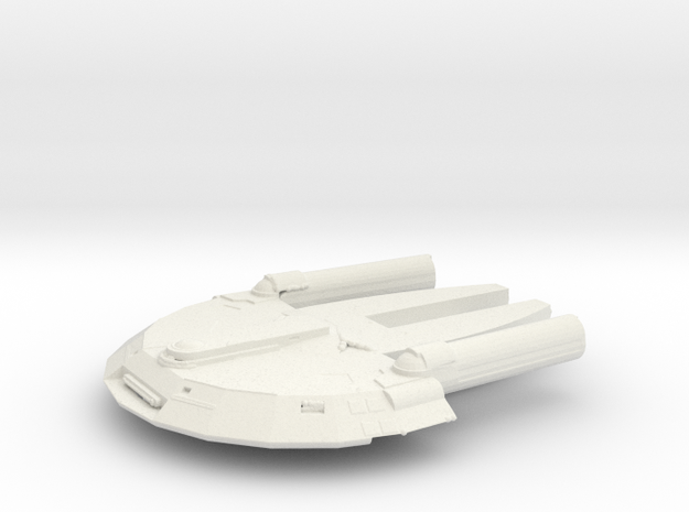 Southaven Class in White Natural Versatile Plastic