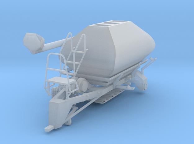 1/64 TBT 430 bushel Airseeder Air Tank Kit in Smooth Fine Detail Plastic