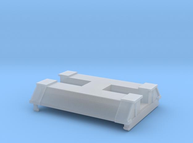 IORE Unterbau_v1 TT 1:120 in Smooth Fine Detail Plastic