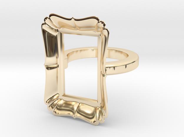 Frame Ring 3d printed