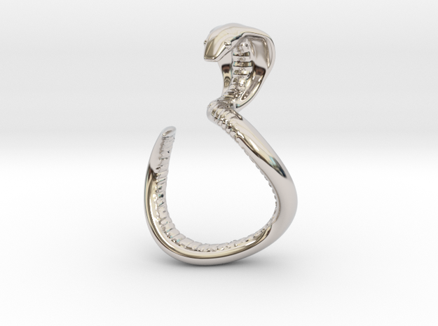 Snake Ring size 12 3d printed