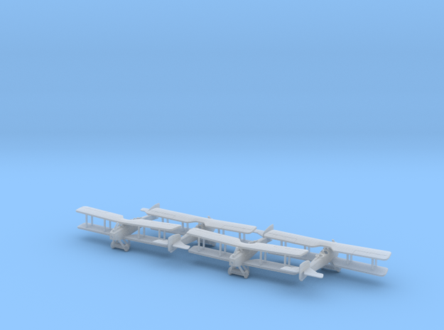 1/350 Breguet 14 B2 x4 3d printed