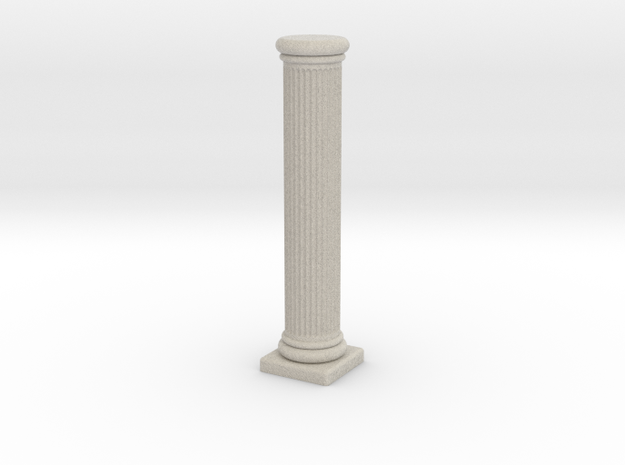 Column 001 in Sandstone