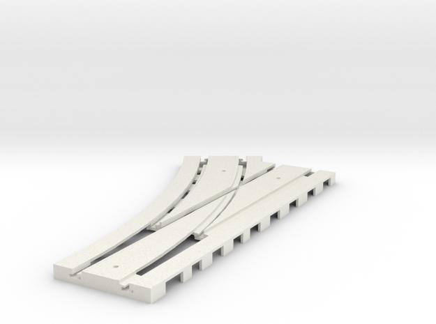 P-165stp-lh-point-250r-100-live-pl-3a in White Natural Versatile Plastic