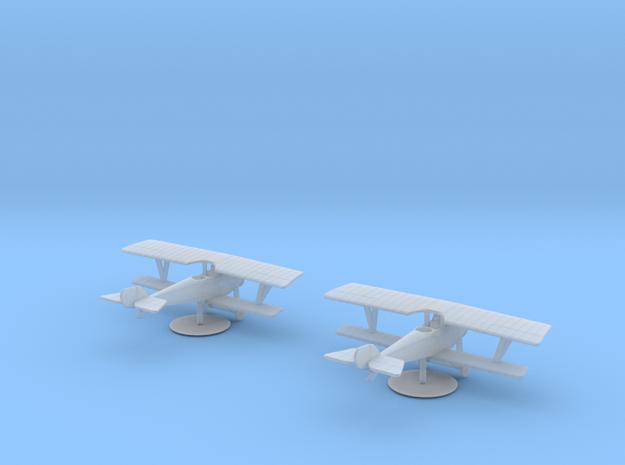 Nieuport 12 (Beardmore) 3d printed
