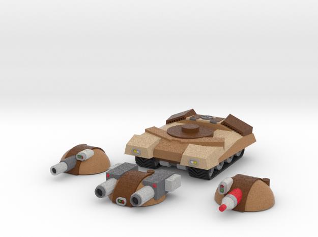 Xcom Heavy Weapons Platform