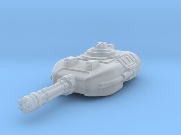 RUMV-Heavy Gatling Turret in Frosted Extreme Detail