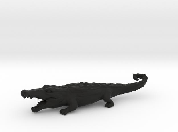 Alligator Keychain / bottle opener