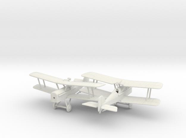 1/144 RAF SE-5 x2 3d printed