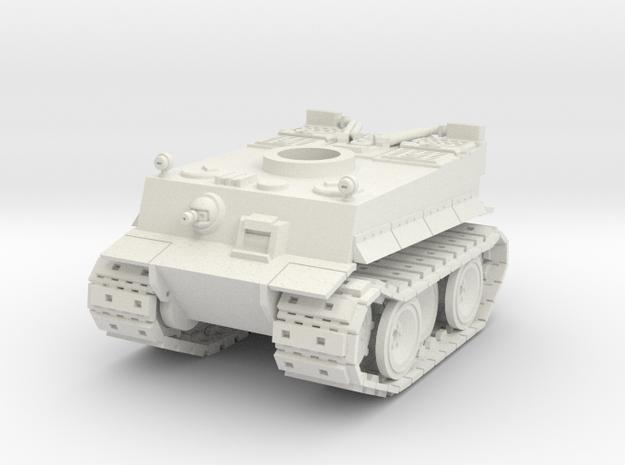 SD Tank Tiger 1 (Part 2/2)