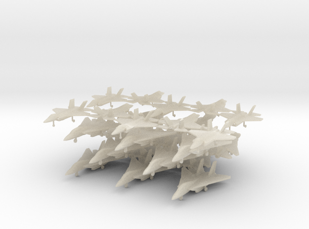 Grumman F-14 Tomcat (15x) & F-35 (10x) (1:285)