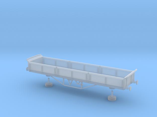 "YCV ""Turbot"" Ballast Wagon N Scale (1:148) 3d printed"