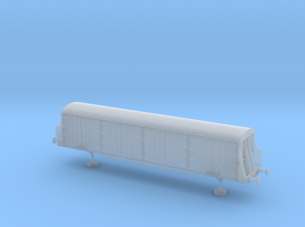 PWA UK Fertiliser Wagon N Scale 3d printed