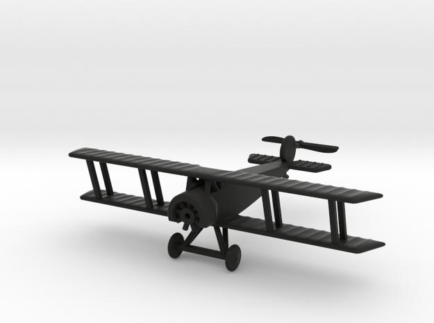 1/144 Fokker D.II 3d printed