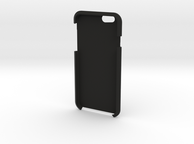 Slim Fit iPhone 6 Case in Black Strong & Flexible