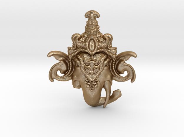 Lord Ganesha Head Pendant