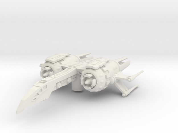 Raven's Claw 1/270 3d printed