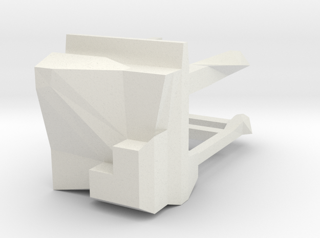 Box Thing in White Strong & Flexible