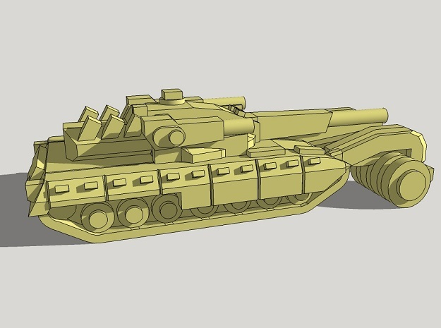 3mm T-14 Armata Engineering Vehicles (10pcs) in Smooth Fine Detail Plastic