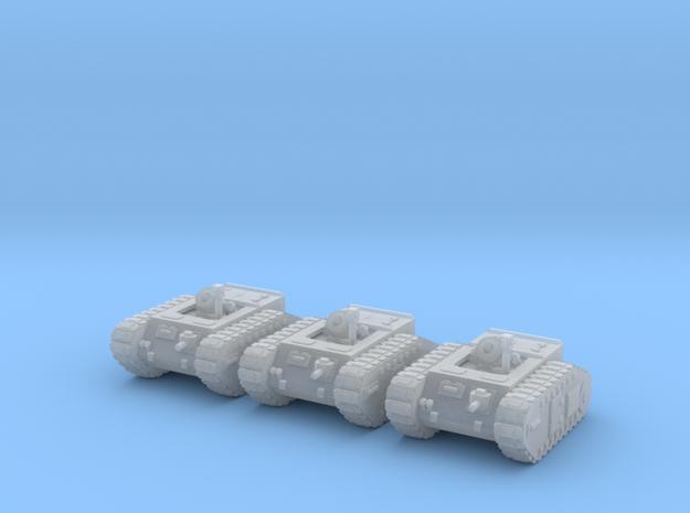 6mm Dieselpunk Mk.B self-propelled Mortar