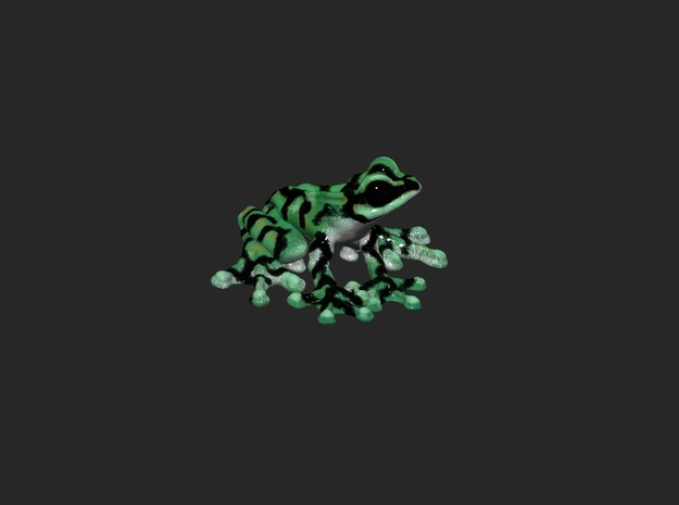 Tree Frog 125-30mm 3d printed
