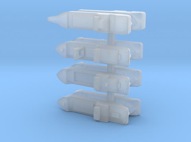 "IJN Coastal Freighters ""Sea Truck"" 1/2400 3d printed"