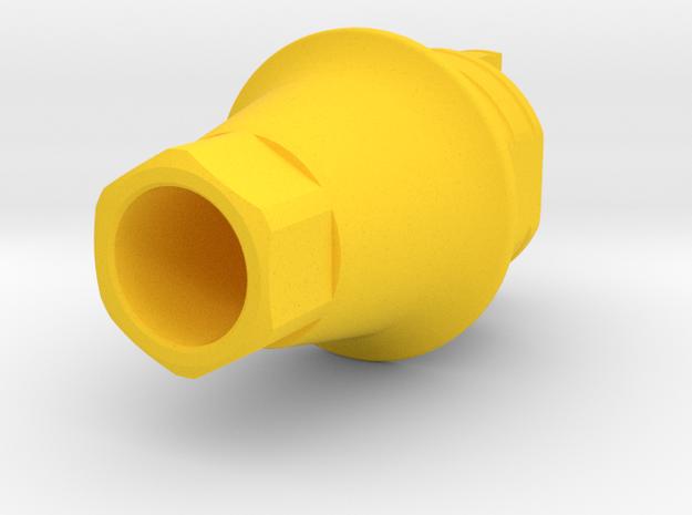 Active NP X6-IND3ACTHNP in Yellow Processed Versatile Plastic