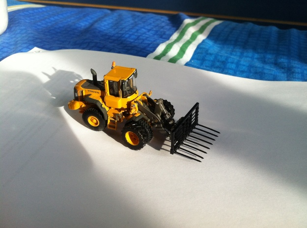 1:87/HO Duals for Atlas/Motorart Volvo L60E   in Frosted Ultra Detail