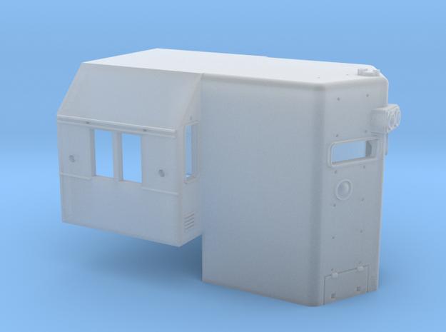 N Scale N&W SD45 High Hood 3d printed