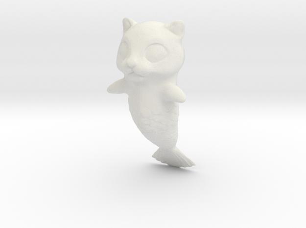 Mertiger in White Strong & Flexible