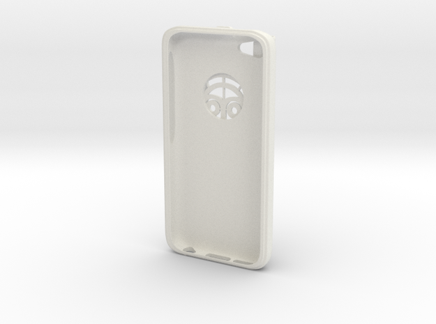 iPhone 5C / Dexcom Case - NightScout or Share in White Natural Versatile Plastic