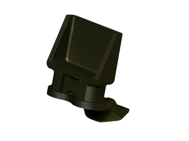 Type 3 EEC for Panda Plastics Tracks set in Smooth Fine Detail Plastic