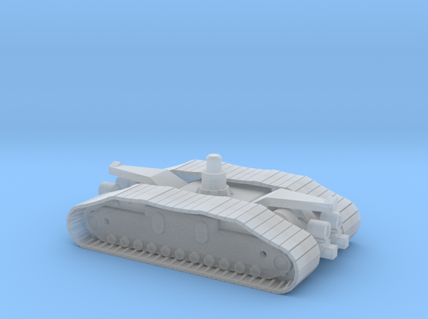 1/400 NASA Crawler vehicle 3d printed