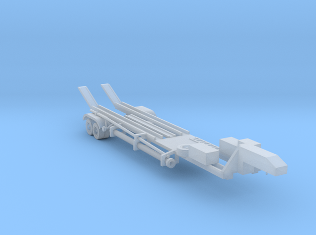 019A Trailer for X-3 Stiletto 3d printed