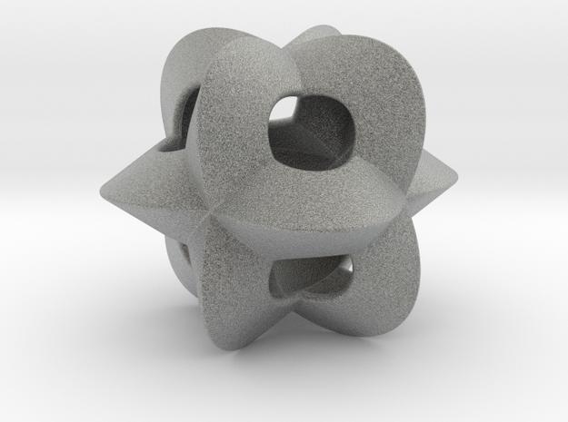 Pendant-c-4-3-30-p1o in Metallic Plastic