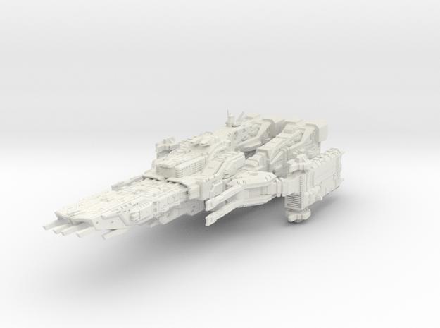 super fortress solid in White Natural Versatile Plastic