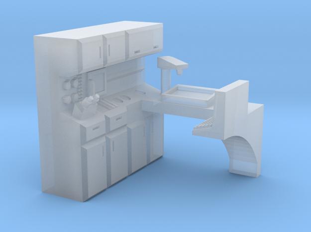 15mm MedLab Station 3d printed